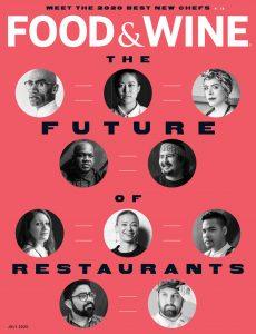 Food & Wine USA – July 2020
