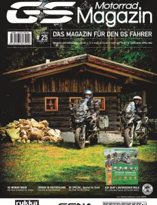 GS Motorrad Magazin – April-Mai 2020