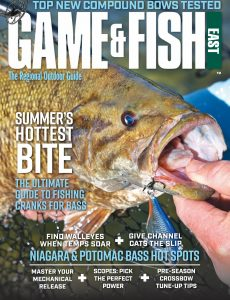 Game & Fish East – August 2020