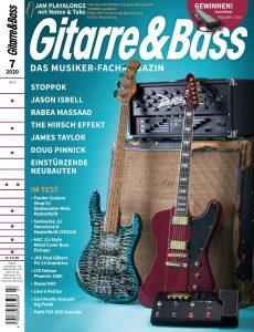 Gitarre & Bass – Juni 2020