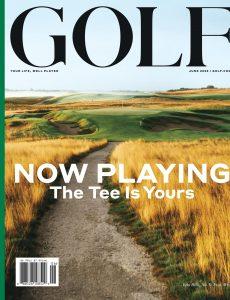Golf Magazine USA – June 2020