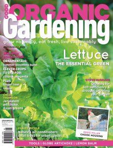 Good Organic Gardening – July-August 2020