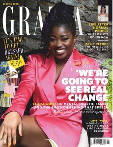 Grazia UK – 29 June 2020