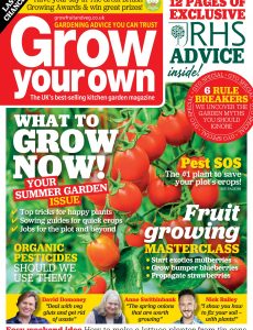 Grow Your Own – August 2020