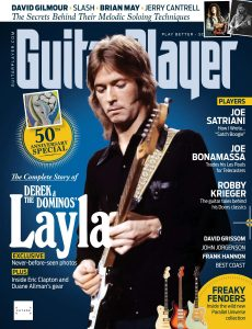 Guitar Player – July 2020