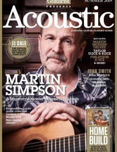 Guitarist Presents Acoustic – Summer 2019