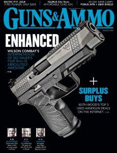 Guns & Ammo – August 2020