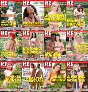 H&E Naturist – 2017 Full Year Issues Collection