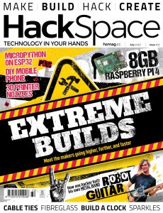 HackSpace Issue 32 – July 2020