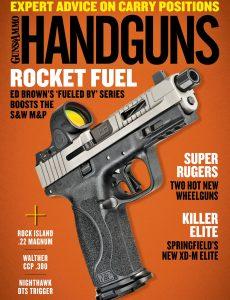 Handguns – August-September 2020