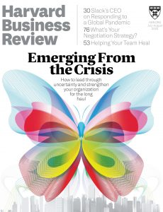 Harvard Business Review USA – July-August 2020