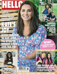 Hello! Magazine UK – 06 July 2020