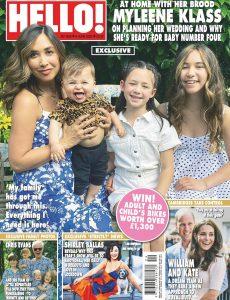 Hello! Magazine UK – 08 June 2020