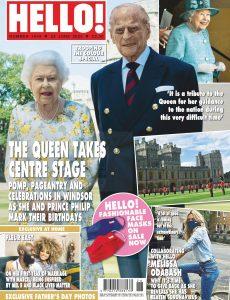 Hello! Magazine UK – 22 June 2020