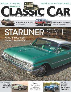 Hemmings Classic Car – August 2020