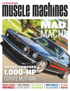 Hemmings Muscle Machines – August 2020