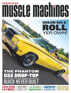 Hemmings Muscle Machines – July 2020