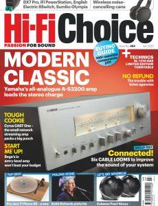 Hi-Fi Choice – July 2020