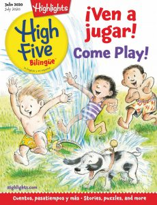 Highlights High Five Bilingue – July 2020