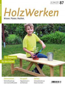HolzWerken – Juli-August 2020