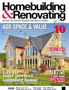 Homebuilding & Renovating – August 2020