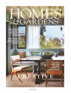 Homes & Gardens UK – July 2020