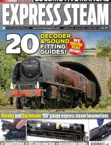 Hornby Magazine – Locomotive Manual, VOL 1, 2020