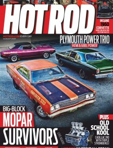 Hot Rod – August 2020
