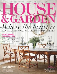 House & Garden UK – July-August 2020