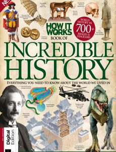 How It Works Book Of Incredible History – 12th Edition, 2019