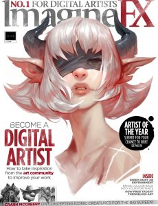 ImagineFX – Issue 189 – August 2020
