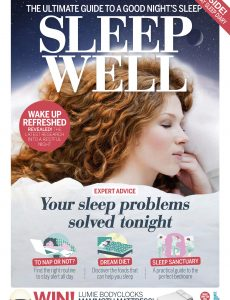In The Moment – The Ultimate Guide To A Good Night's Sleep Will, 2020