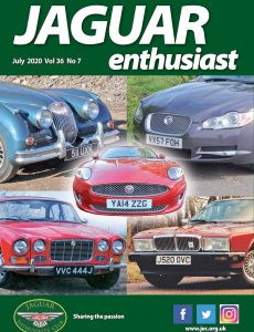 Jaguar Enthusiast – July 2020