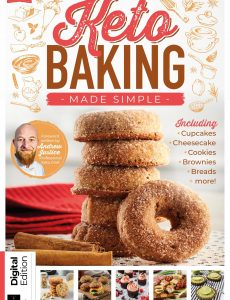 Keto Baking Made Simple – First Edition 2020