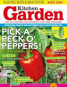 Kitchen Garden – August 2020