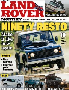 Land Rover Monthly – August 2020
