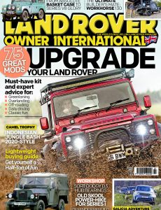 Land Rover Owner – July 2020