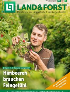 Land & Forst Hannover, Braunschweig, Lüneburg – 16  Juni 2020