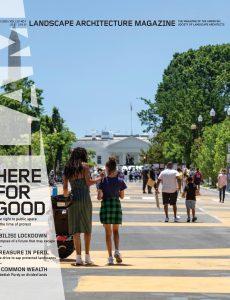 Landscape Architecture Magazine USA – July 2020