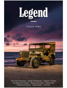 Legend Magazine – Issue 1 2020