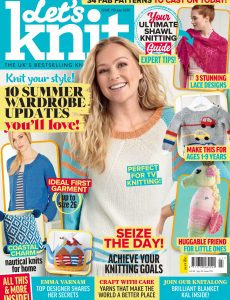 Let's Knit – Issue 159 – July 2020