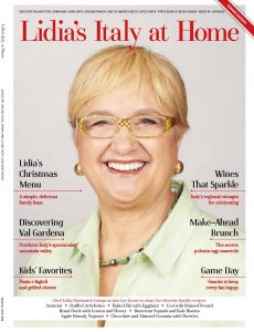 Lidia's Italy at Home – Issue 4 2019-2020