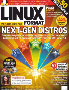 Linux Format – Issue 265, August 2020