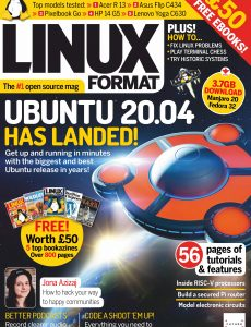 Linux Format UK – Issue 264, July 2020