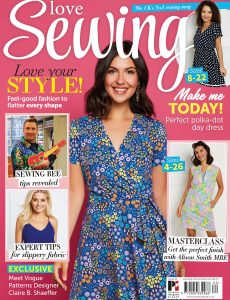 Love Sewing – Issue 82 – June 2020