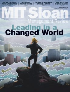 MIT Sloan Management Review – Summer 2020