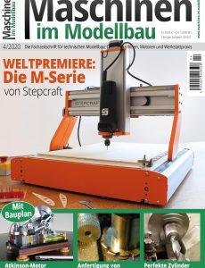 Maschinen im Modellbau – Juni 2020