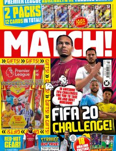 Match! – June 02, 2020