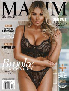 Maxim New Zealand – June 2020