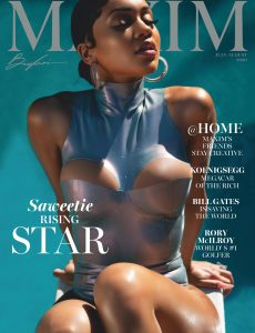 Maxim USA – July-August 2020